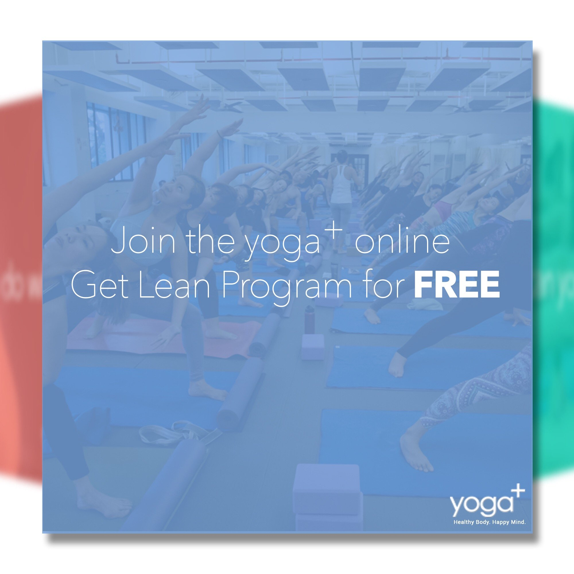 yoga+ Get Lean Program 4